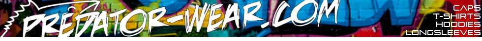 PREDATOR WEAR Angelbekleidung-Logo