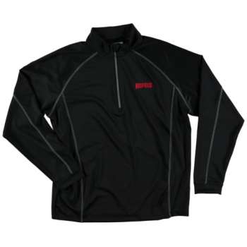 Rapala Performance Shirt schwarz