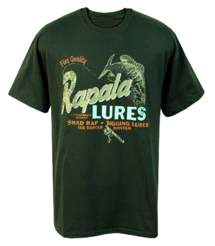 Rapala T-Shirt Tail Dancer